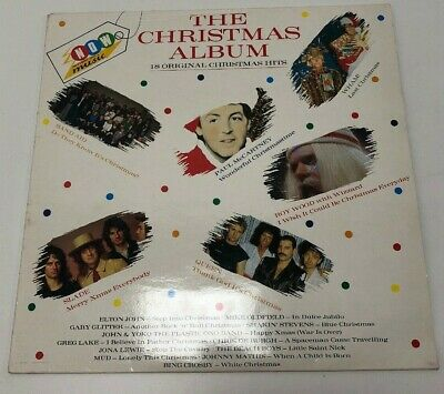 Now That's What I Call Music The Christmas Album LP