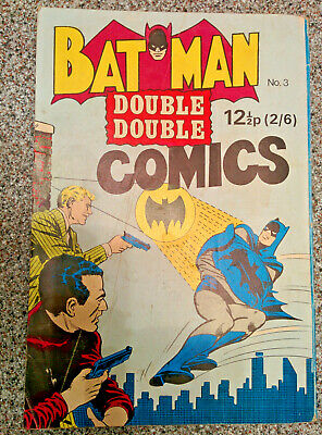 BATMAN Double Double Comic #3