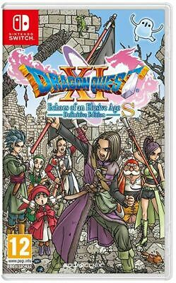 Dragon Quest Xi S: Echoes Of un Elusive Età - Definitive ed (Interruttore) Nuovo
