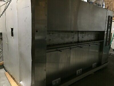 1996 Reed 25 Pan Revolving Oven