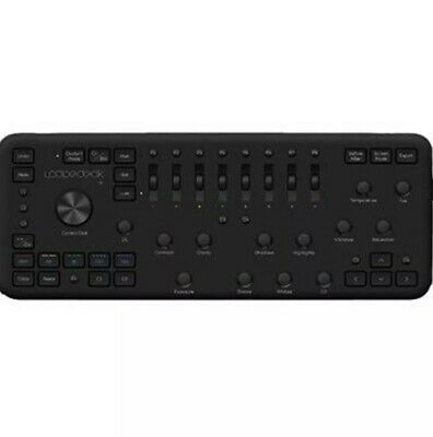Loupedeck+ Console for Video Editing in Adobe Premiere and Photo Editing in Ligh