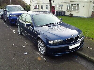 2003 BMW 320D M Sport E46 Facelift 150 Bhp SPARES OR REPAIRS NOT DAMAGED/SALVAGE