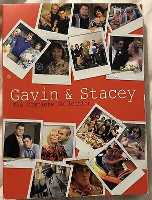Gavin And Stacey - Series 1-3 And Christmas Special (DVD, 2009, 6-Disc Set)
