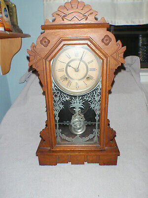 Antique Ansonia Kitchen or Mantel Clock Parts/Repair