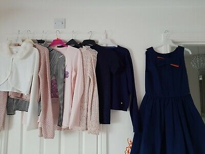 Girls Clothes Bundle Age 12 - 13- New Without Tags & Used Only Worn One. 8 Items