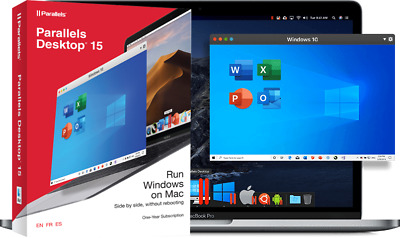Parallels Desktop 15 for Mac Run Windows on mac✔️Life Time✔️Email Delivery✔️