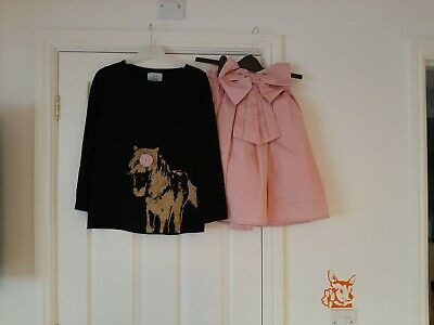 Girls Clothes Bundle Age 10-11  - New Without Tags & Used Only Worn Once 2 Items