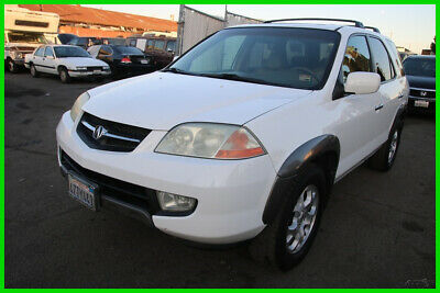 2002 Acura MDX 3.5L 2002 Acura MDX Automatic 6 Cylinder NO RESERVE