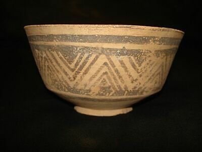 Amazing!!   Ancient Painted Bowl~3000Bc  Early Bronze Age Neolithic