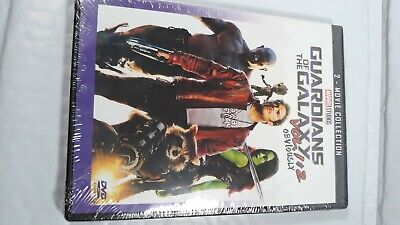 Guardians of the galaxy vol. 1 - 2 dvd Obviously