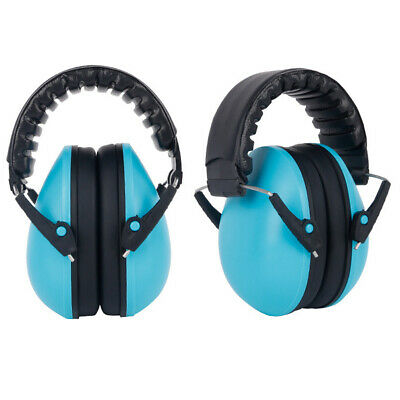 Baby Hearing Protector Toddler Earmuffs Ear Muffs Infant Adjustable Soft