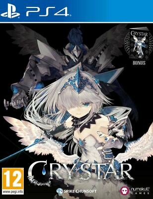 Crystar (PS4)  BRAND NEW AND SEALED - IN STOCK - QUICK DISPATCH
