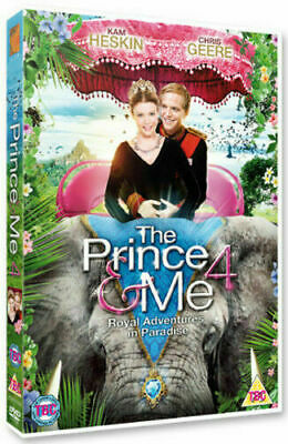 The Prince And Me 4  DVD (2010) Kam Heskin