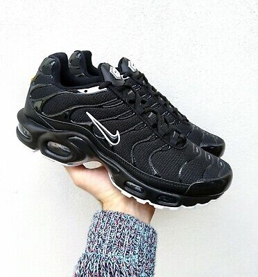 air max plus tn uomo nere