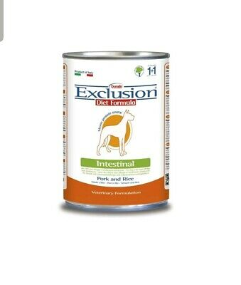 EXCLUSION DIET INTESTINAL PORK AND RICE 400 GR x 12