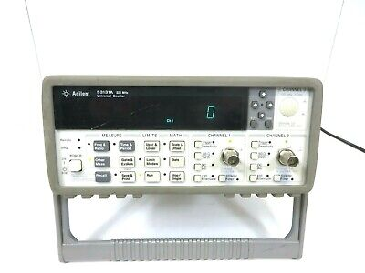 Agilent 53131A 225 MHz Universal Frequency Counter, Free Ship