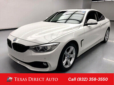 2015 BMW 4-Series 428i Texas Direct Auto 2015 428i Used Turbo 2L I4 16V Automatic RWD Coupe Premium