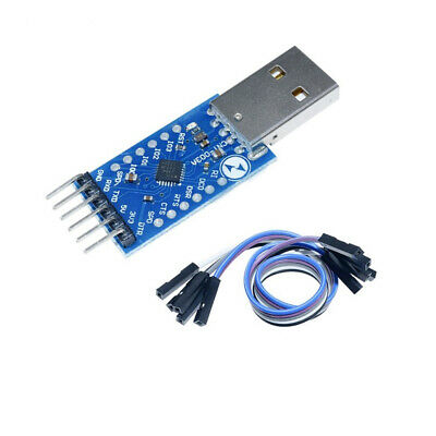 Useful Serial Module CP2104 USB 2.0 to TTL Controller Converter Adapter