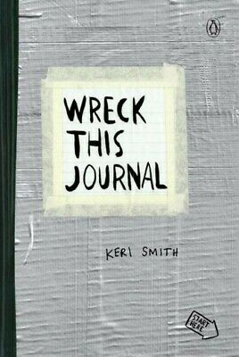 Wreck This Journal : Duct Tape, Paperback by Smith, Keri, Brand New, Free shi...