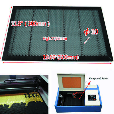 Honeycomb Working Table Bed Platform for 3050CO2 Laser Engraving Cutting Machine