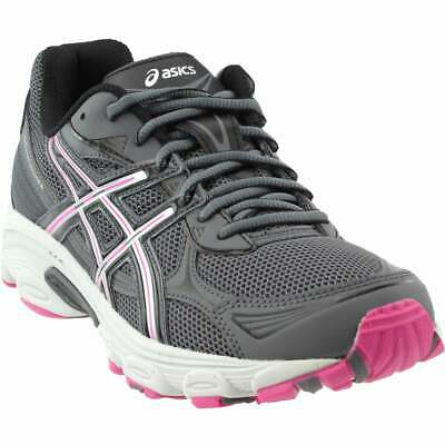 ASICS GEL VANISHER Casual Running Neutral Shoes Grey