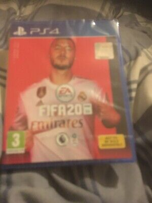 FIFA 20 (PS4) In Stock New & Sealed UK PAL(One Day Only)