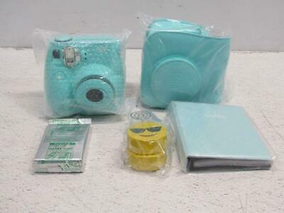 Fujifilm Instax Mini 7S Instant Camera Bundle -  Seafoam Green
