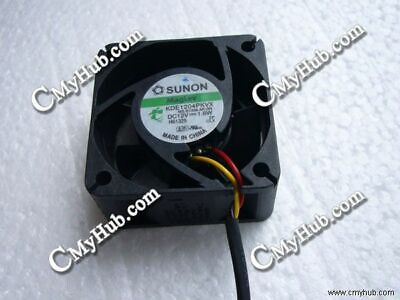 Brand new original KD1204PKVX 4cm 4020 40x40x20mm 40mm fan 12V 1.6W Cisco switch cooling fan