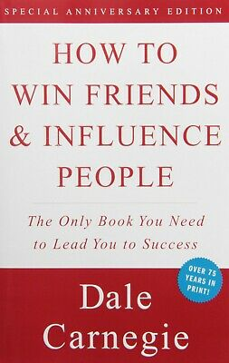 How to Win Friends and Influence People By Dale Carnegie (P.D.F    Emailed )