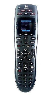 Logitech Harmony 700 Rechargeable Advanced Universal Remote 8 Devices Tested
