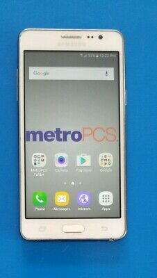 Samsung Galaxy On5 White Gsm Unlocked Tmobile Att Cricket Metropcs Minor Wear