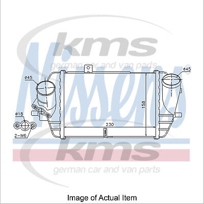 New Genuine NISSENS Turbo Charger Intercooler 96539 Top Quality