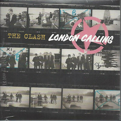 """7"""" The Clash // London Calling //  Limited Record Store Day  2012 // New Sealed"""