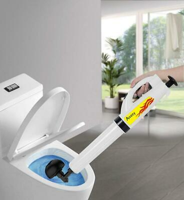 Dredge Easy Fix Clogged Film for a Clogged Toilet Zyyini Toilet Disposable Sticker Plunger