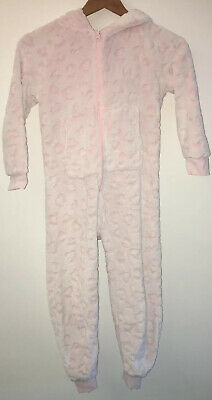 Girls All In One Age 7 Pink Next <NZ5763