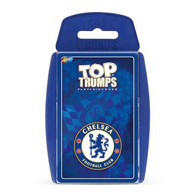 Top Trumps Chelsea FC 19/20 Season Card GAme