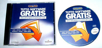 Cd - Rom   Tutto Software Gratis - Oltre 100 Programmi Pronti Per L' Uso ...