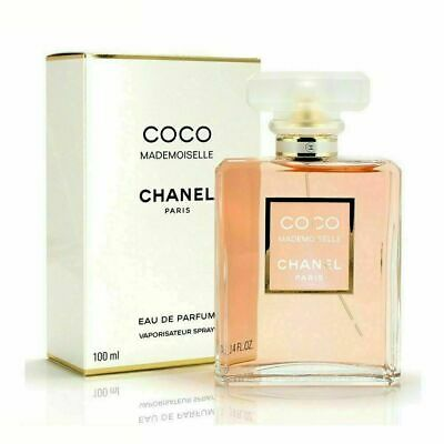 Chanel Coco Mademoiselle 3.4 fl oz Eau De Parfum Perfume Spray -- NEW SEALED BOX