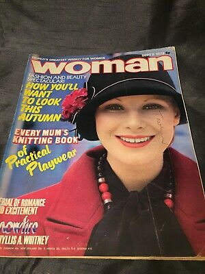 Sept 8th 1973 WOMAN Magazine Brian Keith