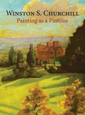 Painting As A Pastime, Hardcover by Churchill, Winston S., Like New Used, Fre...