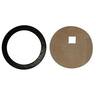 (3) Ford 9N 2N 8N NAA Tractor Fuel Sediment Bowl Screen/Gasket 2N9161 & NAA9160A