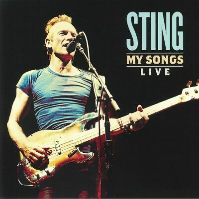 STING - My Songs: Live (Special Edition) - Vinyl (gatefold 2xLP)