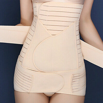 AU Postpartum Postnatal After C section Support Belt Belly Band Post Partum Belt