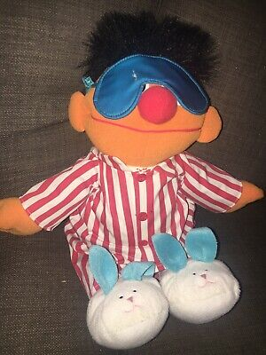 Tyco collectable 1996 sleep and snore Ernie