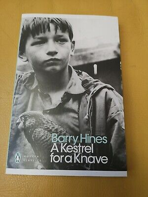 A Kestrel for a Knave (Penguin Modern Classics) by Barry Hines, NEW Book, FREE &