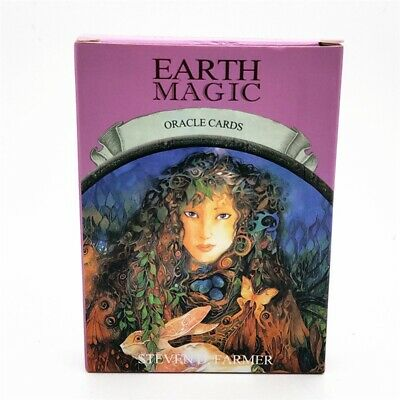 Beauty Oracle Tarot Earth Cards Game Guidance Divination Fate Family Board Game