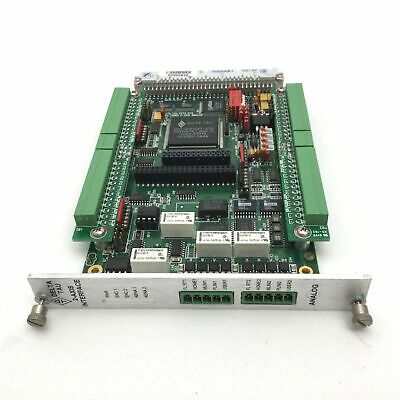 Delta Tau 2-Axis Interface Analog Board ASSY 603276-105