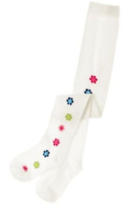 Gymboree NWT Ivory SMART AND SWEET FLORAL FLOWER DRESS TIGHTS 8 9 10 11 12 Years