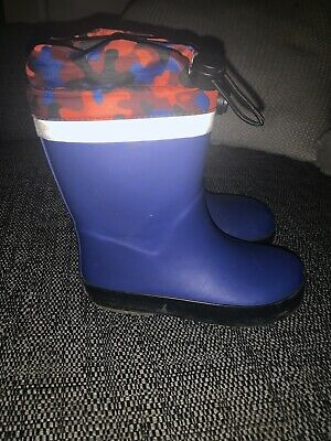 Clarks Wellies Infant Size 7