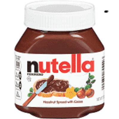 SALE! FERRERO  13 Oz.  HAZELNUT SPREAD WITH COCOA